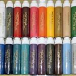 Face- und Bodypainting Marker Farbtöne